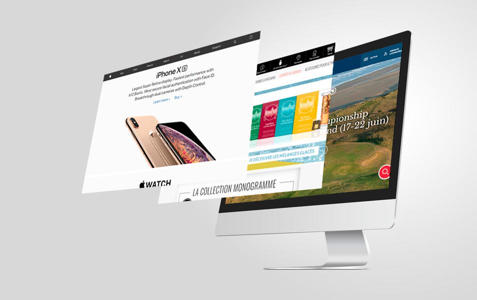 Web design - Click One